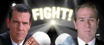 Josh Brolin vs Tommy Lee Jones