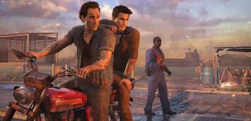 Bild zu:  Uncharted: A Thief's End