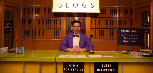 Grand Blog Hotel