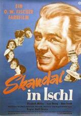 Skandal in Ischl - Poster