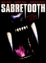 Sabertooth - Angriff des Säbelzahntigers - Poster