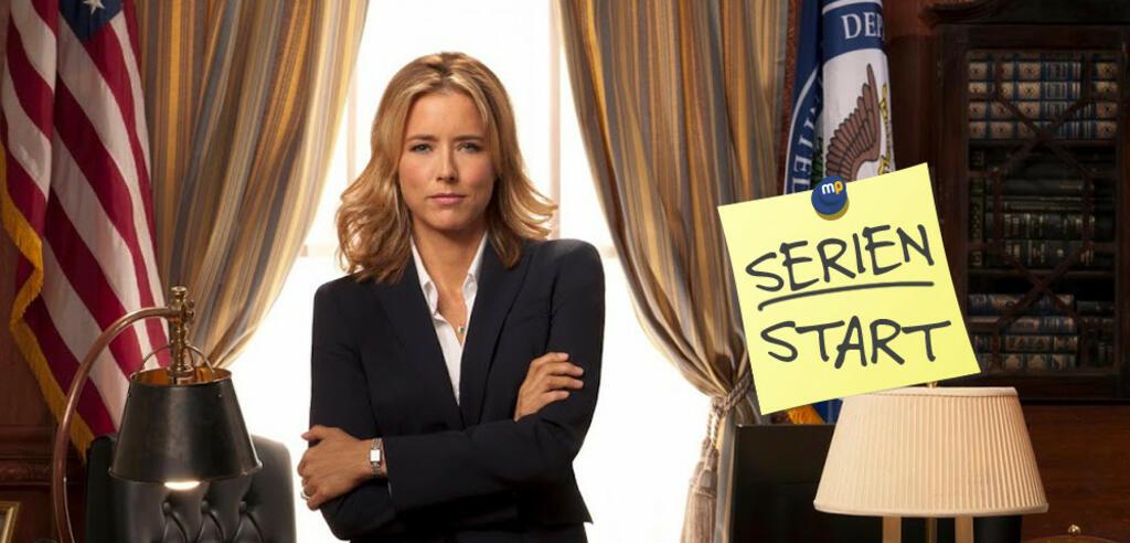 Madam Secretary, Staffel 1