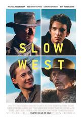 Slow West Filmplakat