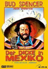 Der Dicke in Mexiko - Poster