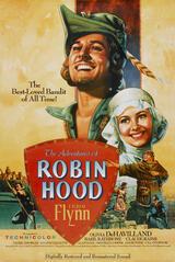 Robin Hood, König der Vagabunden - Poster