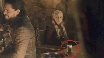 Der Game of Thrones-Kaffebecher
