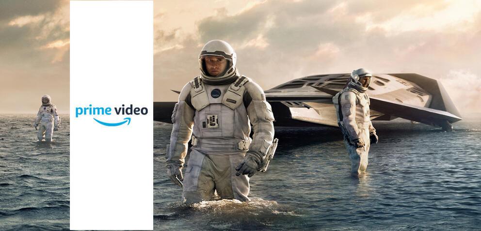 Interstellar bei Amazon im Angebot