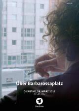 Über Barbarossaplatz - Poster
