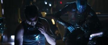Tony und Nebula werkeln an ihrem Comeback