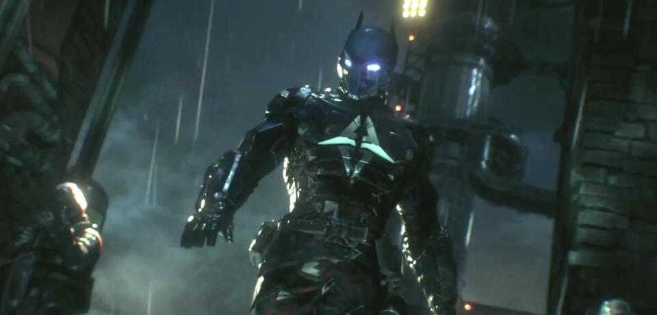 Was führt der Arkham Knight im Schilde?