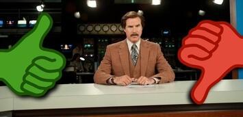 Bild zu:  Was sagen die moviepiloten zum neuen Auftritt von Ron Burgundy?