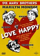 Die Marx Brothers im Theater - Poster
