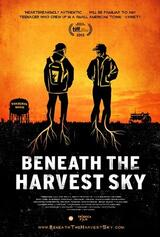 Beneath the Harvest Sky - Poster