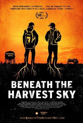 Beneath the Harvest Sky Poster