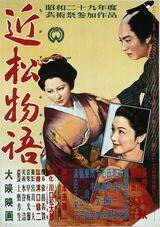 Die Legende vom Meister der Rollbilder - Poster