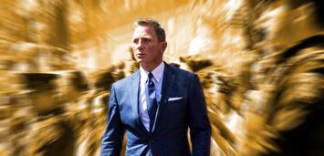 Bild zu:  James Bond 007 - Spectre mit Daniel Craig