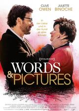 Words and Pictures - Poster