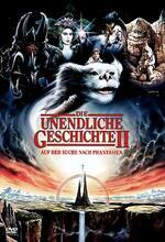 Die unendliche Geschichte II - Auf der Suche nach Phantásien Poster