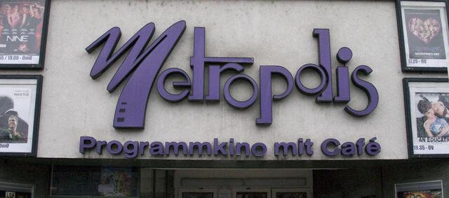 Das Metropolis Kino am Ebertplatz
