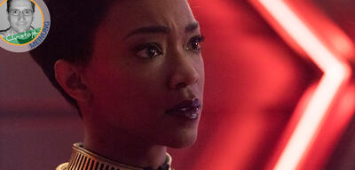 Sonequa Martin-Green in Star Trek: Discovery