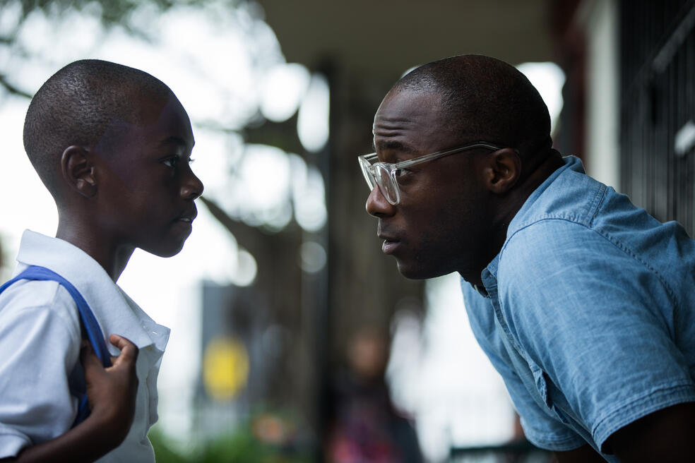 Moonlight mit Barry Jenkins und Alex R. Hibbert