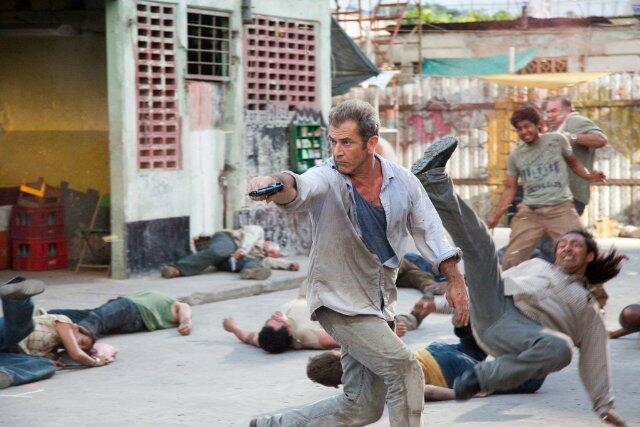 Get the Gringo mit Mel Gibson