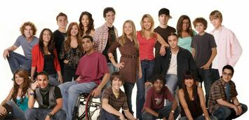 Bild zu:  Der Cast von Degrassi