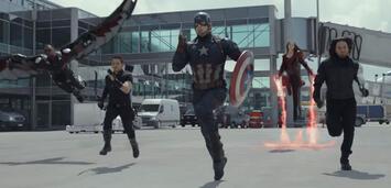 Bild zu:  Captain America:Civil War