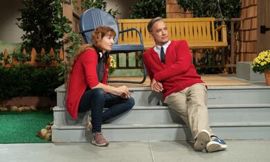 A Beautiful Day in the Neighborhood mit Tom Hanks und Marielle Heller - Bild 9