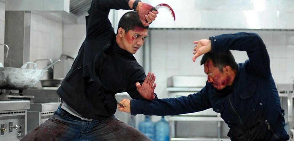 Kämpfe auf der Messerschneide in The Raid 2