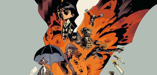 The Umbrella Academy wird zur Netflix-Serie