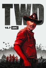 The Walking Dead - Staffel 9 - Poster