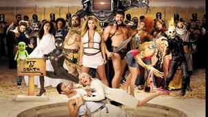 Bild zu:  Meine Frau, die Spartaner und ich: Gruppenbild mit Dame