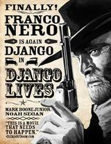 Django Lives! - Poster