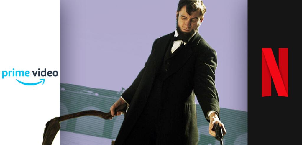Popcorntimes will die Konkurrenz u. a. mit Abraham Lincoln vs. Zombies aufmischen.