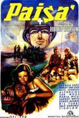 Paisà - Poster