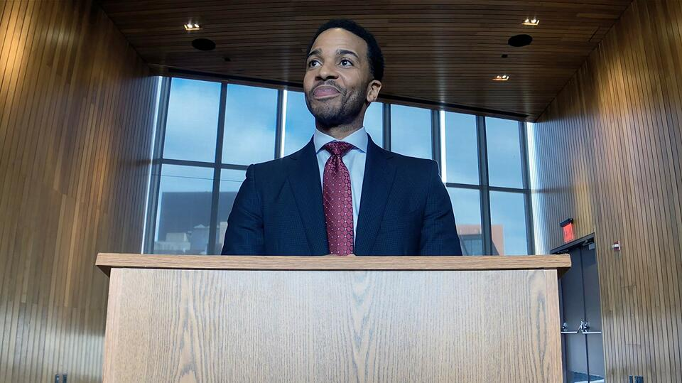 High Flying Bird mit André Holland