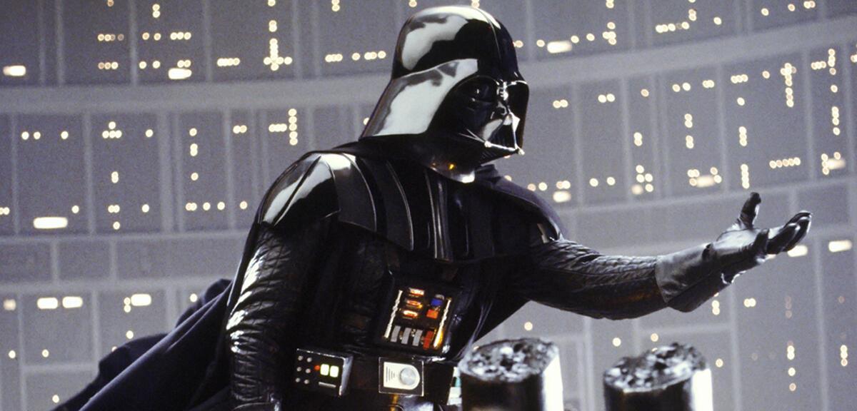 Darth Vader Darsteller