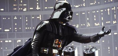 Darth Vader in Star Wars: DasI Imperium schlägt zurück