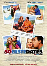 50 erste Dates - Poster