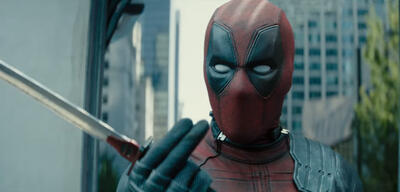 Deadpool 2 mit Ryan Reynolds