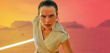 Bild zu:  Daisy Ridley in Star Wars 9