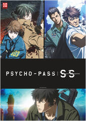 Psycho-Pass: Sinners of the System (Kinoplakat)