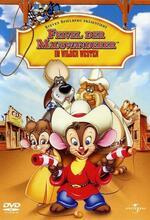 Feivel, der Mauswanderer im Wilden Westen Poster