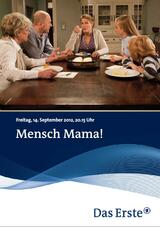 Mensch Mama! - Poster