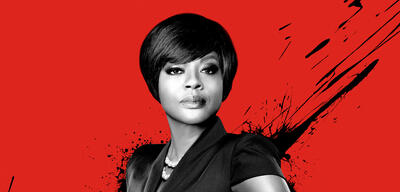 Viola Davis in How to Get Away with Murder