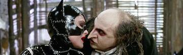 Michelle Pfeiffer als Catwomen & Danny De Vito als Pinguin
