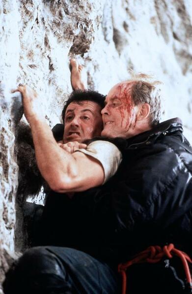 Cliffhanger - Nur die Starken überleben mit Sylvester Stallone und John Lithgow