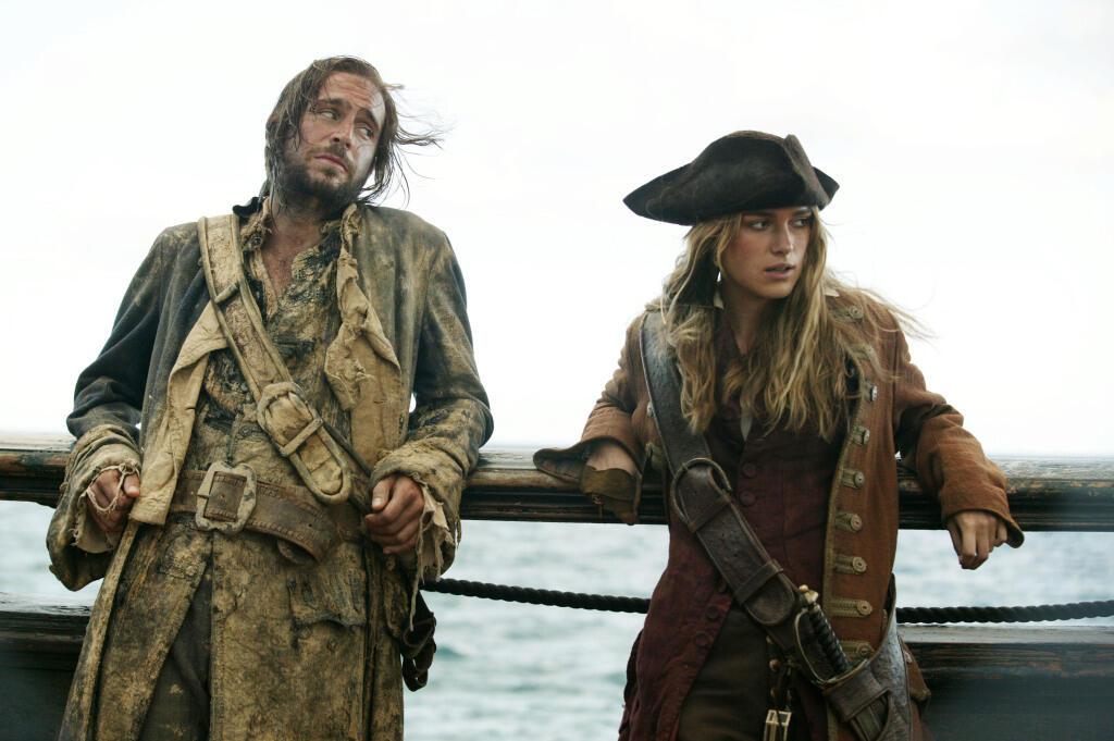 Pirates Of The Caribbean Fluch Der Karibik 2