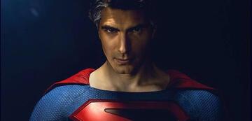 Brandon Routh als Kingdom Come-Superman